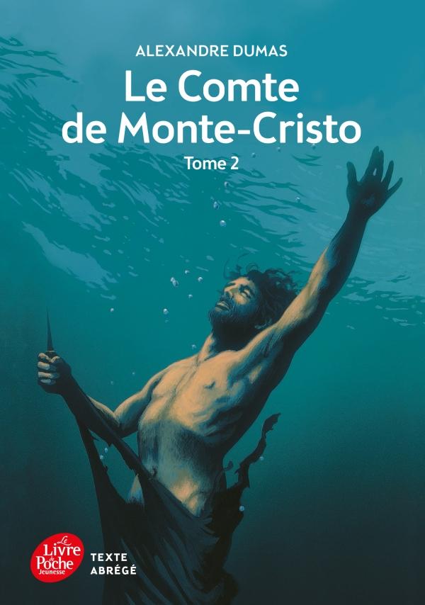le comte de monte cristo tome 2 texte abr 233 g 233 livre de poche jeunesse