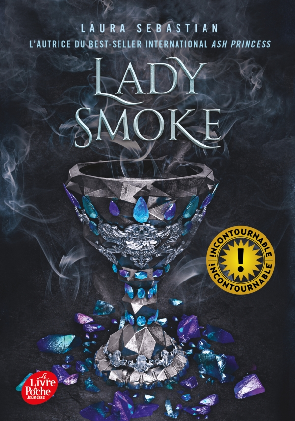 couverture de Ash Princess - Tome 2 - Lady Smoke