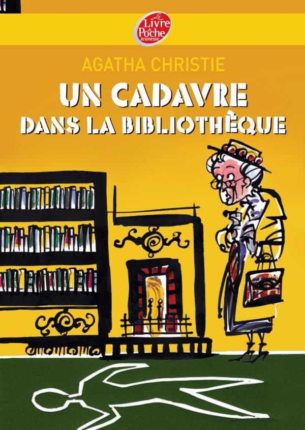 Un cadavre dans la bibliothèque, Agatha Christie