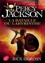Percy Jackson - Tome 4