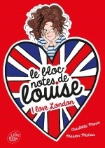 Le bloc-notes de Louise - Tome 3