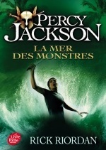 Percy Jackson - Tome 2