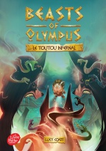 couverture de Beasts of Olympus - Tome 2 - Le Toutou infernal