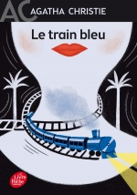 couverture de Le train bleu