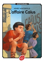 couverture de L\'affaire Caïus