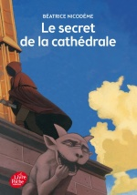couverture de Le secret de la cathédrale