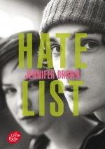 couverture de Hate List