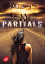couverture de Partials