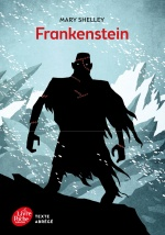 couverture de Frankenstein