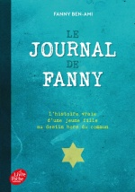 couverture de Le journal de Fanny