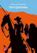 couverture de Don Quichotte - Texte Abrégé
