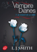 couverture de Journal d\'un vampire / Vampire Diaries - Tome 7 - Le chant de la lune