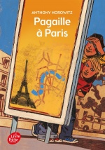 couverture de Pagaille à Paris
