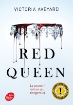 couverture de Red Queen - Tome 1