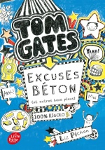couverture de Tom Gates - Tome 2