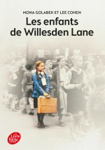 couverture de Les enfants de Willesden Lane