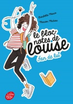 couverture de Le bloc-notes de Louise - Tome 1