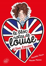 couverture de Le bloc-notes de Louise - Tome 3