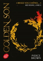 couverture de Red Rising - Tome 2 - Golden Son