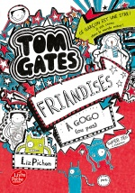 couverture de Tom Gates - Tome 6
