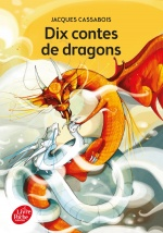 couverture de Dix Contes de dragons