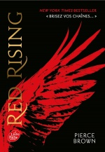 couverture de Red Rising - Tome 1 - Red Rising