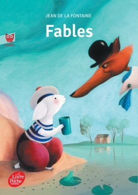 Fables - collection cadet