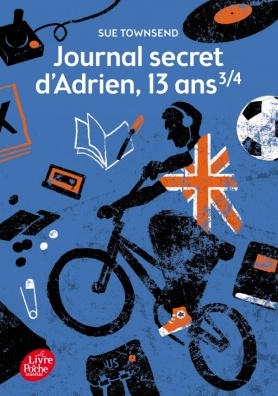 Journal secret d\'Adrien, 13 ans 3/4