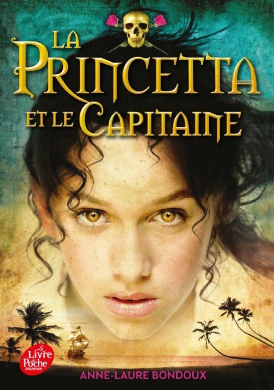 La princetta et le capitaine de Anne-Laure Bondoux Arton2710-91cf9