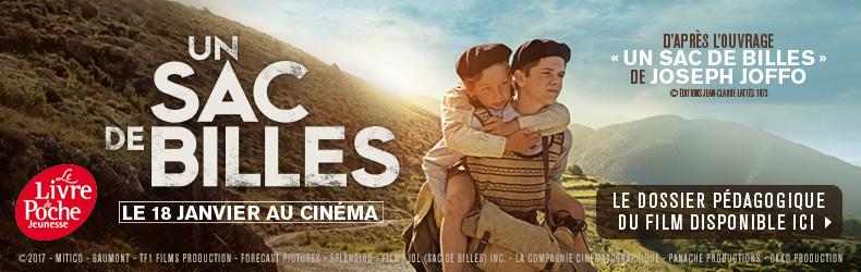 Un Sac De Billes Le 18 Janvier Au Cinema Livre De Poche